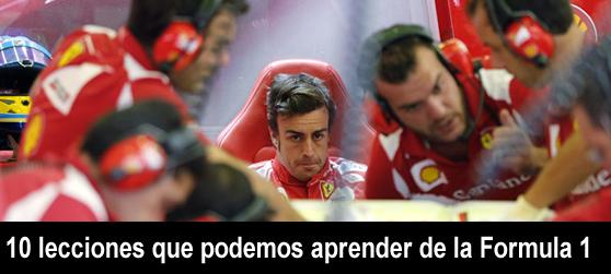 Formula 1 - 10 Lecciones