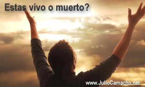 Vivo o Muerto - Julio Camacho
