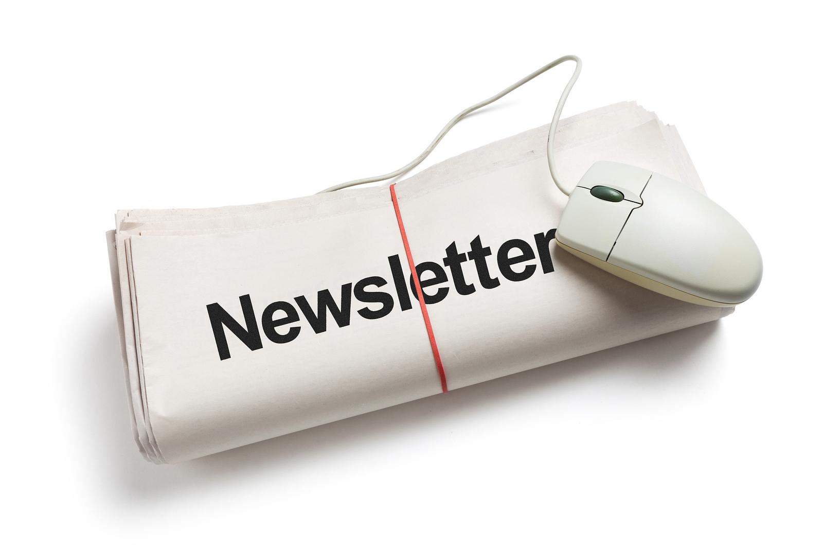 newsletter julio camacho
