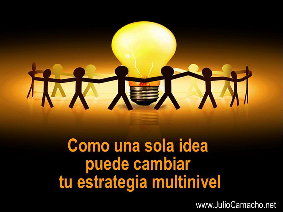 una idea puede cambiar tu negocio