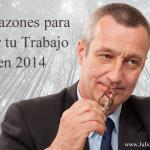 Razones para dejar tu trabajo en 2014Featured 078 Muro Personal