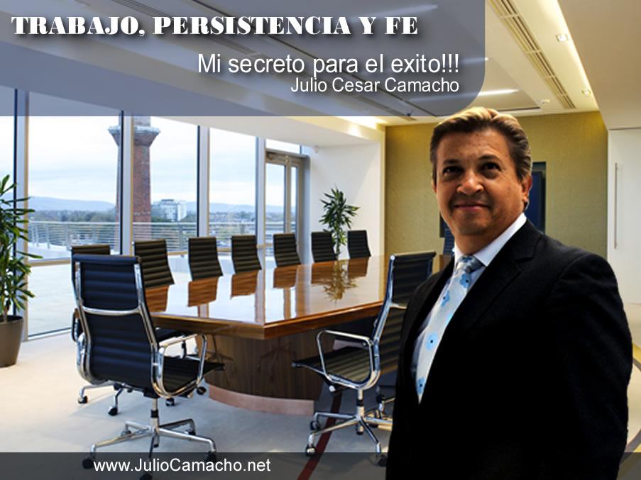 Secreto de Exito Julio Camacho