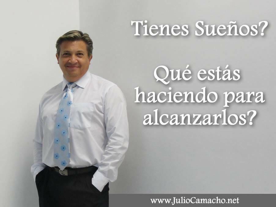 Julio Cesar Camacho - Sueños