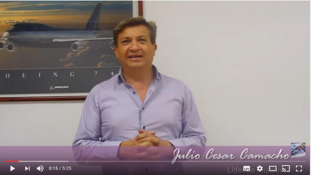 Videos Julio Camacho